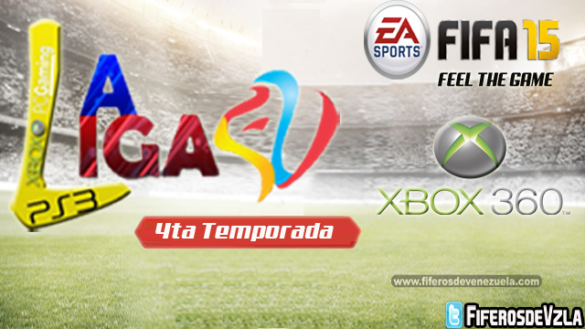 Liga FV4Ta Temporada- XBOX360